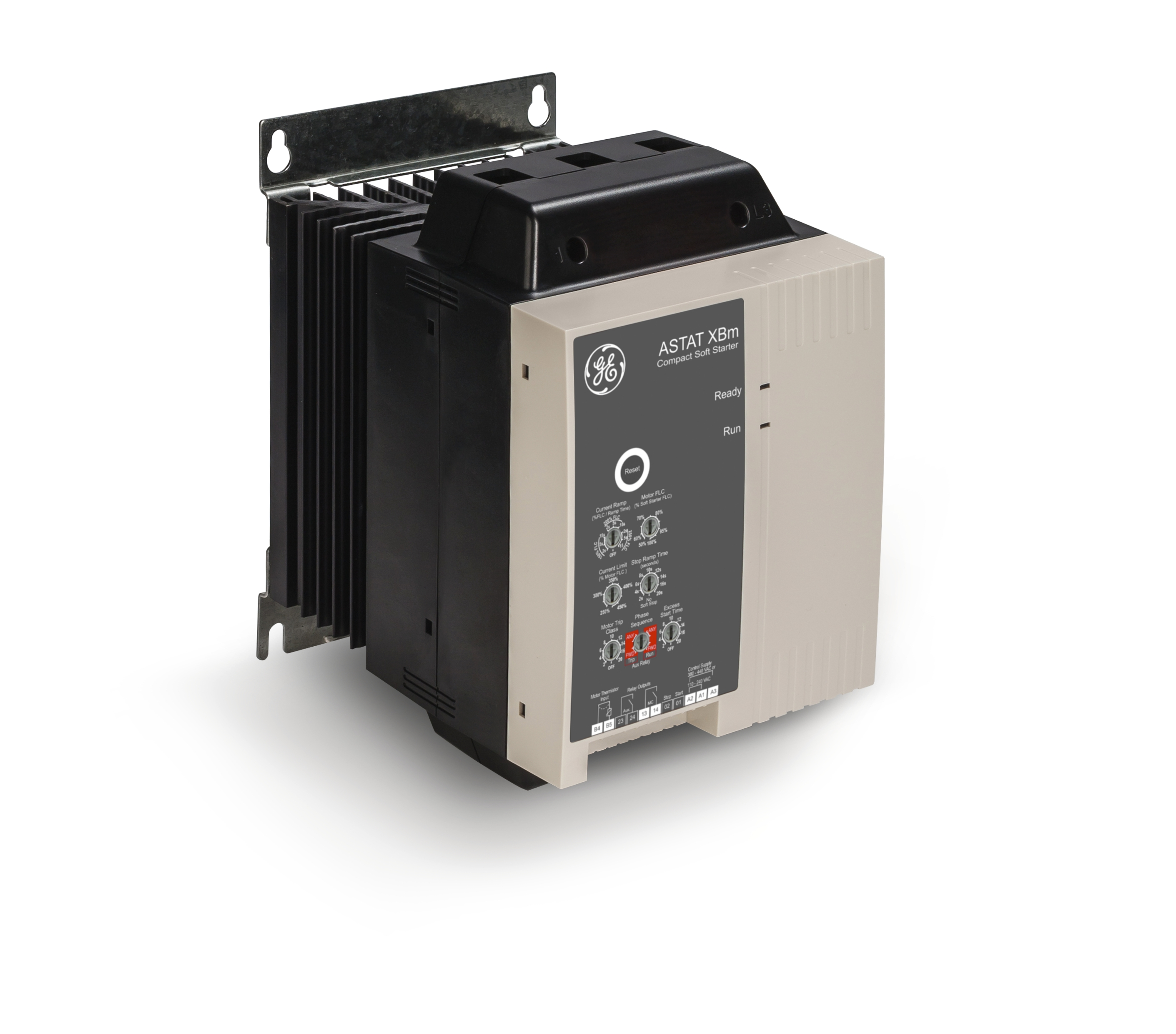 New Soft Starters from GE Industrial Solutions!