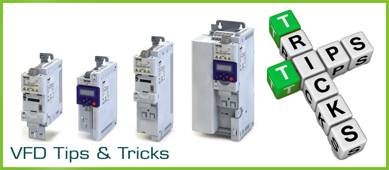 VFD Tips and Tricks