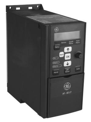 GE Industrial Solutions VFD