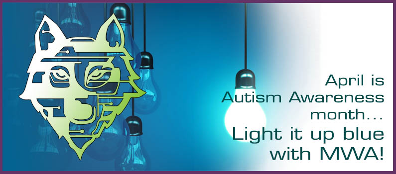 Why Autism Awareness is important to us……