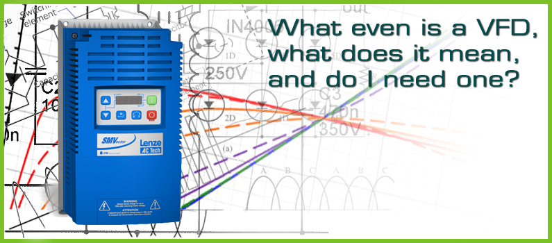 What does VFD really mean?