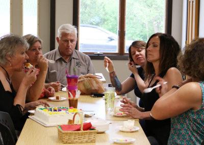 The Last Supper, MWA style