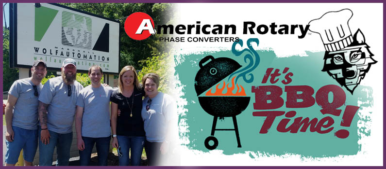 BBQ with American Rotary!