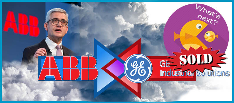 GE Has Sold Their Industrial Solutions Division…. Now What?