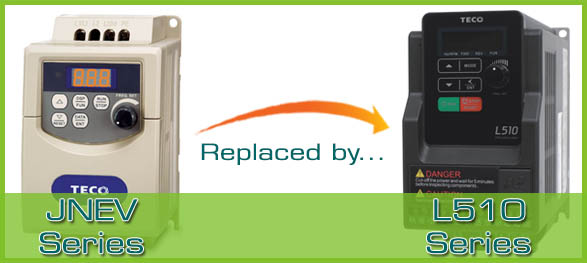 Teco has updated their AC Drives   Wolf Automation