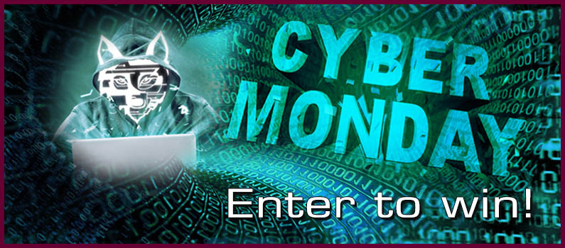 Cyber Monday 2017 Giveaway