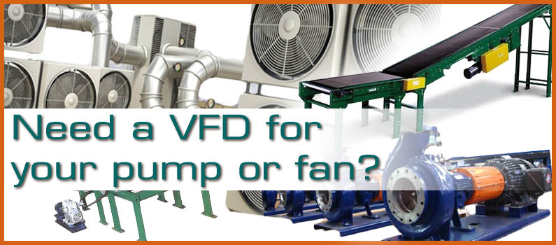 What VFD should I use with my pump?