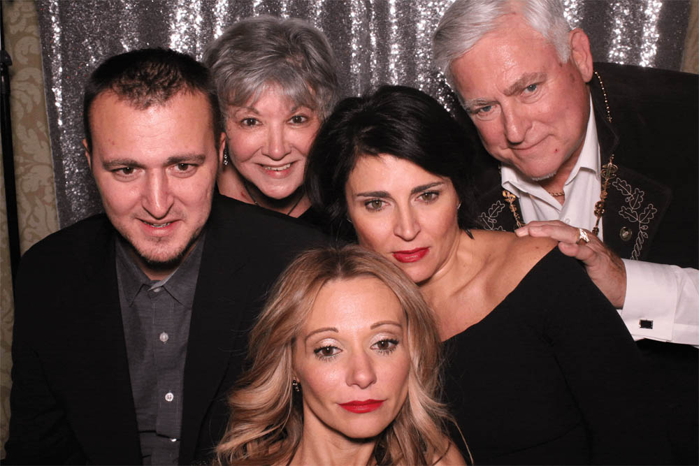 Wolf Christmas Photo Booth 2016