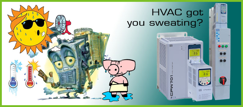 Looking for a HVAC-R Specific Drive? Check this out!