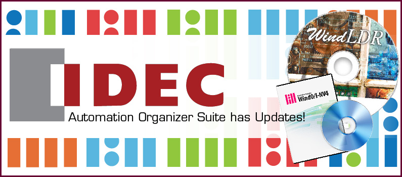 Time to Update Your IDEC Automation Organizer!