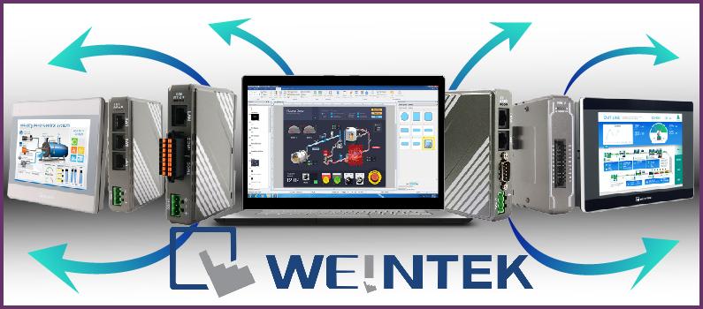 Introducing Weintek HMIs