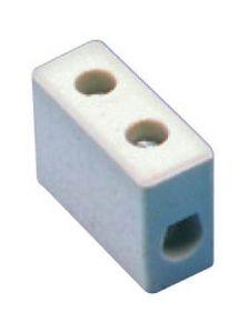 CB4/2 Terminal Blocks, Ceramic, 2 Pole, Free Float,24-12