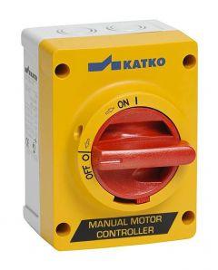 KEM316UL Y/R Disconnect Switch, Enclosed, 3 Pole, 16A, Maximum