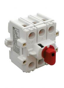 VKA3160N Disconnect Switch, Direct Handle, 3 pole, 150 Amp,