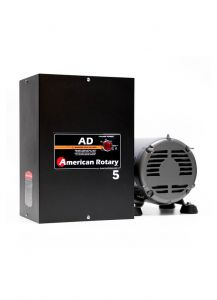 AD05 Rotary Phase Converter, 5hp, 240V, Wall Mount, Ind