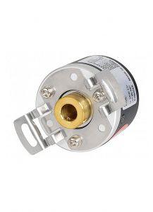 E40H12-200-3-N-24 Rotary Encoder, Ø40mm, Hollow, 200PPRØ12mm Inner,