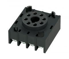 PG-08 Socket, 8-Pin, Rear Terminal
