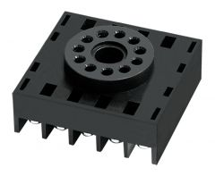 PG-11 Socket, 11-Pin, Rear Terminal
