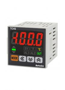 TC4SP-14R Temp Control, 48x48mm, 11-pin Plug, Alarm1 Out,Rel