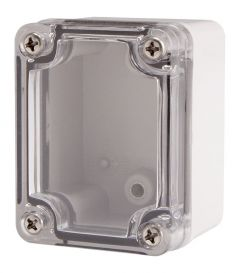 "BC-ATS-050604 Enclosure Lift Off Cover ABS Clear 1.97×2.56×1.77"""