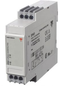 DPA01CM44 Monitoring Relay, 3-Phase, 208-480VAC, 8A, SPDT, D