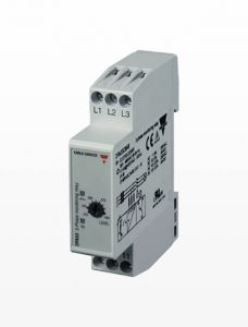 DPA53CM48 Monitoring Relay, 3-Phase, 380-480VAC, 5A, SPDT,17