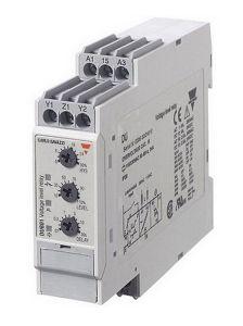 DUA52C724 Monitoring Relay, DC Under Voltage, SPDT, 8-28VDC,