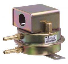 "8021206021 Air Pressure Switch, SPDT, Adj, .17"" to 12"" w.c.,S"