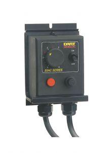 55AC15E AC Speed Control, Enclosed, NEMA 1, 120VAC Supply,