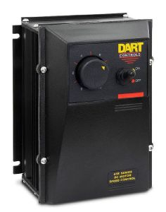 65E20E DC PWM Motor Speed Control for Low Voltage Applica