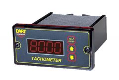 DM8000 Digital Tachometer, 1/8 DIN, 120/240VAC In,50/60Hz