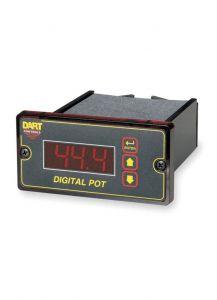 DP4 Digital Speed Control Potentiometer, 120/240VAC In