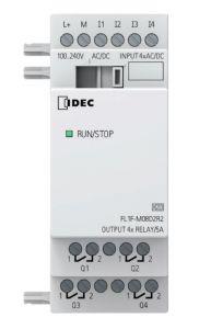 FL1F-K2BM2 Expansion Module, 2pt Analog Output, 24VDC, Use wi