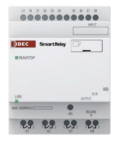 FL1F-B12RCC Smart Relay, Without Display, 100-240VAC/DC, 12 I/