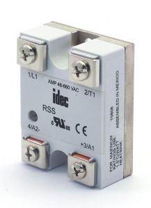 RSSAN-90A SSR, Hockey Puck, 90A, 90-280VAC Control Voltage,
