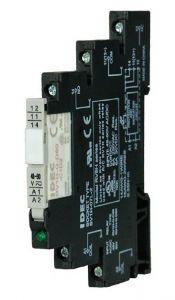 RV8S-L-A240Z-A120 SSR & Socket, 6mm, Pre-Assembled, Screw Terminals,