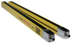68001302 Safety Light Curtain, Receiver, 225mm Height,30mm