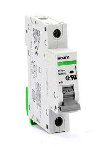 B1E1C5 Miniature Circuit Breaker, UL1077, 1-Pole, C-Curve