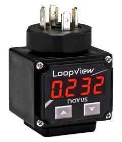 8817000200 Loop Powered Indicator, LoopView-N DIN43650, 2-Wir
