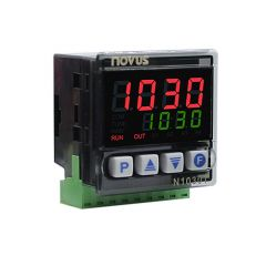 8103090002 Timer/Temperature Controller, 1 Relay+Pulse Out, 4