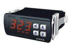 8032101012 Temperature Controller, Pt100, 1 Relay, Electronic