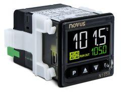 8105000040 Temperature Controller, USB, 24V, 1 Relay + Pulse,