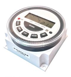 8828001100 Weekly Timer, 110VAC, Timers, Weekly Timers & Coun