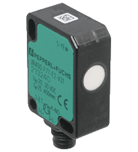 233250 Ultrasonic Sensor, Miniature, 1 Switch PNP, NOUltr