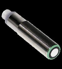 204530 Ultrasonic Sensor, 18mm, 90mm to 1m adj rangeSingl