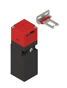 FR 992-D1 Safety Switch with Separate Actuator, 2NC,Polymer,