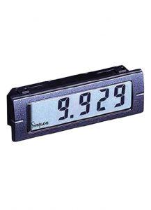 M135-0-0-11-0 Digital Panel Meter, Mini, 3-1/2 Digit LCD, +5VDC,