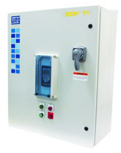 EDP11S003GN3R Engineered Drive Panel, NEMA 3R, 460V, 2hp/3.6ANor