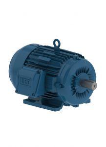 01518ET3E254T-W22 Motor, 15hp, 1800rpm, 3 Phase, 208-230/460V, 254/6