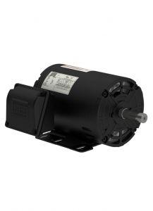 00158OT3E145T-S Motor, 1.5hp, 1800rpm, 3 Phase, 208-230/460V, 143/